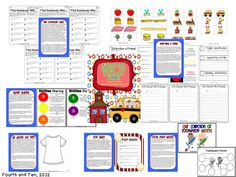 Collection of super fun back to school activities!