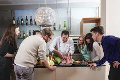 Kochschule mit Thoma Rößler Restaurant, Cooking School, Diner Restaurant, Restaurants, Dining