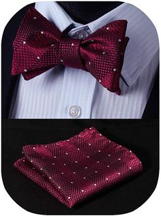 BIYINI Mens Oversized Bow Tie Wedding Party Self Big Bow Tie Solid Color Butterfly Bowknots