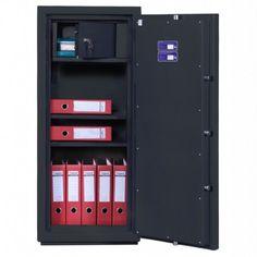 Kasa pancerna GRIFFON CL.II.120 KL GRAFIT Cl, Lockers, Locker Storage, Boss, Furniture, Home Decor, Decoration Home, Room Decor, Locker