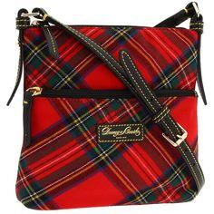 Dooney & Bourke Letter Carrier, found on Tote Handbags, Purses And Handbags, Fashion Bags, Fashion Accessories, Tartan Clothing, Tartan Fashion, Tweed, Leila, Clothes Horse