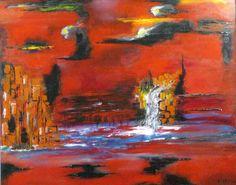 » Au fond coule une rivière». Yves Ferrec.