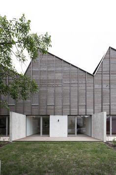 Ein Drachenhaus für Dresden - Wohnungsbau von Löser Lott