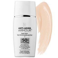 Anti-Aging Armour™ Super Smart Skin-Perfecting Beauty Fluid SPF 50+ - IT Cosmetics | Sephora