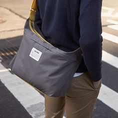 Awesome! --> Apex Pack Messenger by Jack Spade - $160