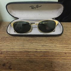 Vintage RayBan glass lent In good conditions ⭐️a beautiful piece Ray-Ban Accessories Glasses