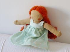 La poupée rousse de Mathilde
