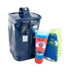 Trousse de Toilette Dr Who
