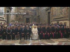 El Papa sobre monseñor Romero: Fue difamado incluso por sacerdotes y obispos