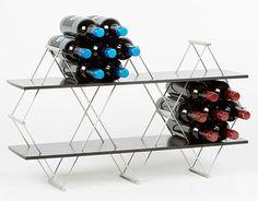 "Check out new work on my @Behance portfolio: ""Vintess 35 wine rack"" http://on.be.net/1IBmk6g"