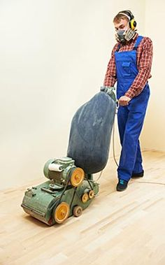 The Complete Guide To Sanding And Refinishing Wooden Floors - How To Sand A Floor Staining Hardwood Floors, Diy Flooring, Stone Flooring, Wooden Flooring, Wood Floor Restoration, People Fall In Love, New Homeowner, Floor Finishes, Diy Halloween Decorations