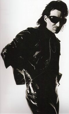 U2 ~ Bono as The Fly...my favorite alter ego