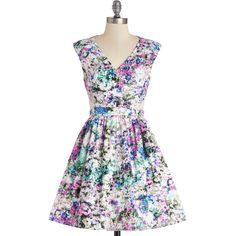 Destination Darling Dress ($60) found on Polyvore