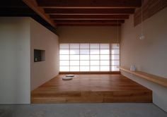 The Kishigawa Residence, by Mitsutomo Matsunami