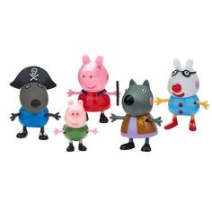 Peppa Pig Toys at Smyths Toys Ireland Peppa Pig, Minnie Mouse, Disney Characters, Fictional Characters, Toys, Art, Activity Toys, Art Background, Clearance Toys