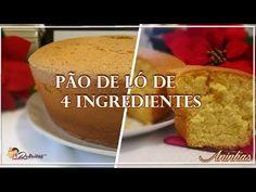 A receita deste pão-de-ló de 4 ingredientes é perfeita e muito deliciosa, faz parte dos bolos tradicionais, principalmente nas épocas festiva. Veja a receita completa: https://receitascomsabor.pt/pao-de-lo-de-4-ingredientes/ Vídeo passo a passo: https://www.youtube.com/watch?v=2CzV3qmDnCI #receita #culinária #pão-de-ló #bolos #doces #sobremesas #tradicional #natal