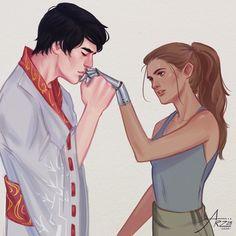 Kai & Cinder
