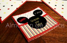 Stickers para Souvenirs #Mickey