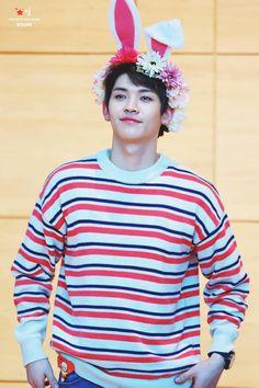 160213 UP10TION Daegu FansigningKuhnCr:  스테어 ✨STARE  Do not edit