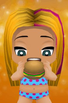What a cute avatar from buddy poke