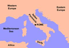 Lesson on Ancient Rome  **week 5 history, week 6 Geography**