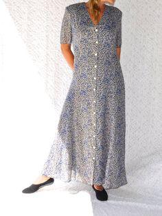 90s Cynthia Rowley for Bergdorf Goodman Dress  Retro Tea by NettysGirlVintage | Etsy