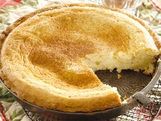 Dié resep maak jy in minder as 'n uur en dit is genoeg vir twee tot drie terte. Custard Recipes, Milk Recipes, Tart Recipes, Baking Recipes, Sweet Recipes, Dessert Recipes, Baking Desserts, Yogurt Recipes, Quiche Recipes