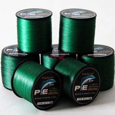 Power Pro Braided Spectra Line 65 lb x 1500 yd Moss Green in Braided Line | eBay