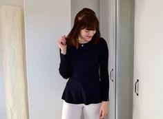 #blogger #fashionblogger #fairiesandberries #peplum #hallhuber #fashion #style #stylish #trend