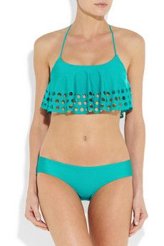 Wonder perforated bikini, Zimmermann