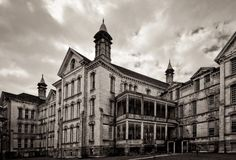 Creepy abandoned hospital-Explore the nine creepiest, still-standing former hospitals in North America