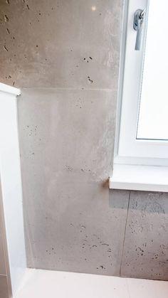 Betonoptik mit Stucco Pompeji in München (von Malerbetrieb Maleroy)