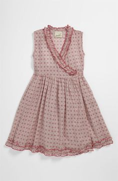 Peek Cristina Wrap Dress (Toddler, Little Girls & Big Girls) | Nordstrom