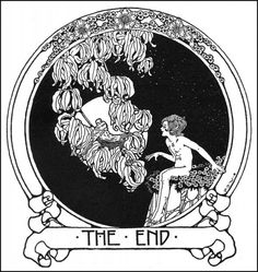 The End by Dugald Stewart Walker