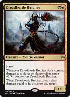 War of the Spark Dreadhorde Invasion