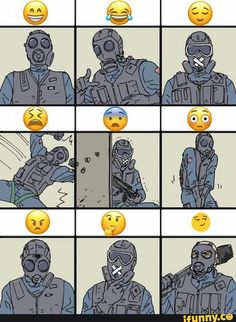 I NEEEEEEEEEEEEED Rainbow Six Siege Memes, Rainbow Six Siege Art, Rainbow 6 Seige, Tom Clancy's Rainbow Six, Video Games Funny, Funny Games, Video Game Characters, Nintendo Games, Anime Guys