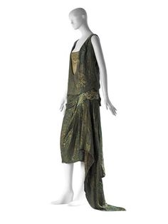 Dress Worth, 1927 The Museum of the City of New York