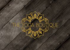 The Yoga Boutique by Karolina Koch, via Behance
