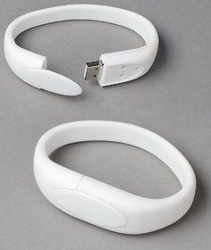 Wristband USB Flash Memory Drive