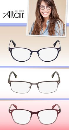 Get in a Metallic Frame of Mind with Altair: http://eyecessorizeblog.com/2014/10/metallic-frame-mind-altair/