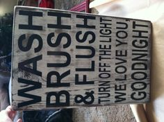 Reclaimed barn wood - .....and why do we have to remind you to do these things????