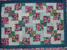 Bunny Filer of Mahomet, Illinois donated this quilt to the 2012 Hopes & Dreams Quilt Challenge for ALS.  http://www.quiltersdreambatting.com/HD/ALS.htm