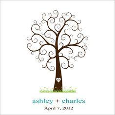 fingerprint tree guest book alternative... | Weddings, Planning | Wedding Forums | WeddingWire