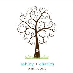 fingerprint tree guest book alternative... | Weddings, Planning | Wedding Forums | WeddingWire