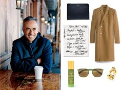 How to Pack the Basics with Calvin Klein's Francisco Costa