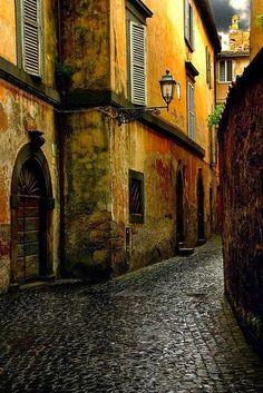 Orvieto, Italy by Al Morrison on Flickr..