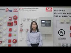 LPCB approved Addressable fire alarm system introduction