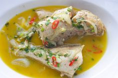 This Butter Fish recipe is a quick recipe for Butter Fish with a sauce for dinner or lunch. Butter Fish is a white fish that cooks up quickly.