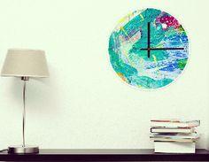Ambientazione con orologio stampato in alta definizione U'clock Custom