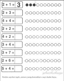 1st grade math worksheets...How to save your work: copy